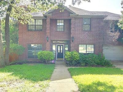 Bedford Residential Lease For Lease: 1225 Circle Lane