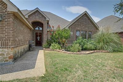 Aledo Single Family Home For Sale: 109 Chateau Drive