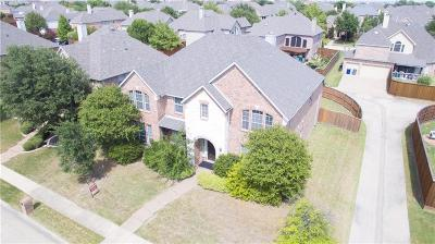 Allen Single Family Home For Sale: 2120 Channel Islands Drive