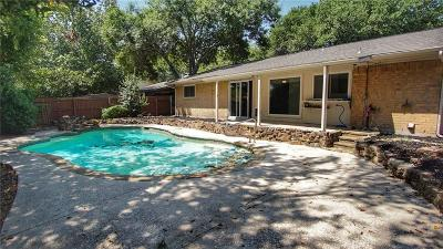Lewisville Single Family Home For Sale: 205 Wildfire Drive