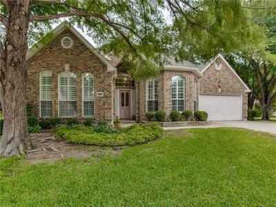 McKinney Single Family Home For Sale: 5931 La Cumbre Drive