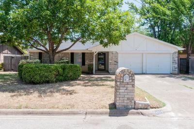 North Richland Hills Single Family Home For Sale: 6516 Sherri Lane