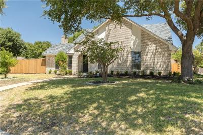 Carrollton Single Family Home Active Option Contract: 1441 Northridge Drive