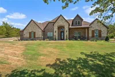 Aubrey Single Family Home For Sale: 2165 Woodland Drive