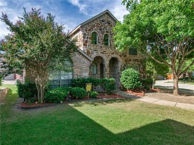 Allen Single Family Home Active Option Contract: 1225 Philip Drive