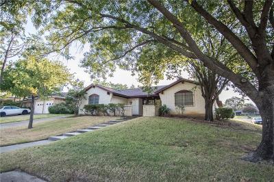 Sherman Single Family Home For Sale: 1616 Ridgeway Drive