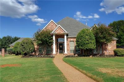 Southlake Single Family Home Active Option Contract: 675 Southbend Trail