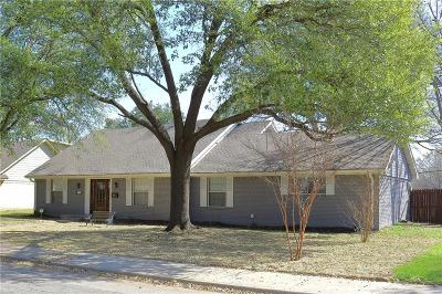 Single Family Home For Sale: 3352 Camelot Drive