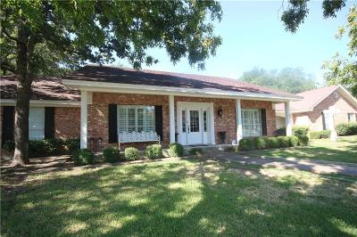 Stephenville Single Family Home Active Option Contract: 1006 N Charlotte Avenue