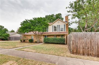 Carrollton Single Family Home For Sale: 2709 Winding Creek Drive