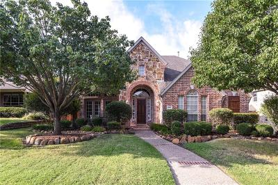 Carrollton Single Family Home For Sale: 2608 Green Oak Drive