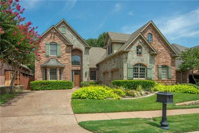 Dallas Single Family Home For Sale: 4019 Wellingshire Lane
