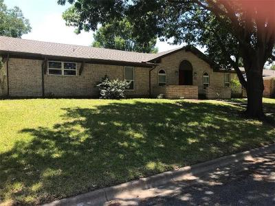 Sherman Single Family Home Active Option Contract: 2329 Monett Drive