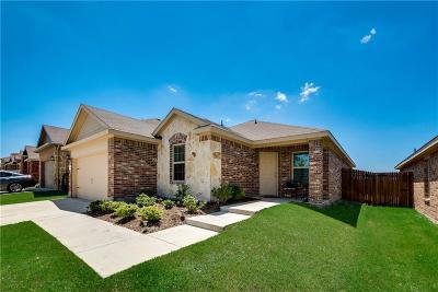 Fate Single Family Home For Sale: 2552 Saldana Drive