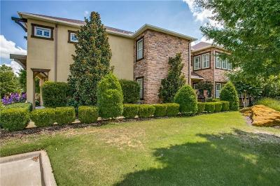 Grapevine Townhouse For Sale: 4645 Trevor Trail