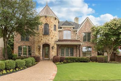Allen Single Family Home For Sale: 1231 Waterford Way