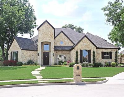 Rowlett Single Family Home For Sale: 2209 Stone Hollow Drive