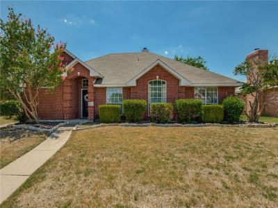Frisco Single Family Home For Sale: 10421 York Drive