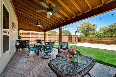 Allen Single Family Home Active Contingent: 1610 Rolling Brook Drive