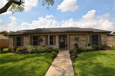 Irving Single Family Home For Sale: 3509 Bob O Link Drive