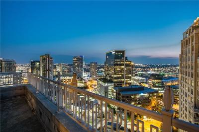 Dallas Condo For Sale: 2525 N Pearl Street #1804