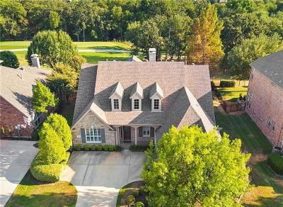 Flower Mound Single Family Home Active Option Contract: 4425 Ironwood Drive
