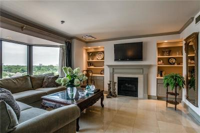 Highland Park, University Park Condo For Sale: 4242 Lomo Alto Drive #N87