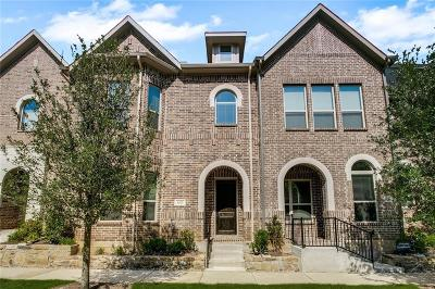 Flower Mound Townhouse For Sale: 4221 Broadway Avenue