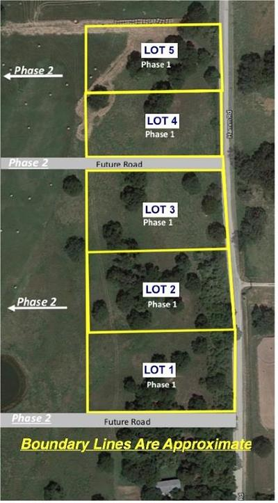 Boyd Residential Lots & Land For Sale: 204 Hamm Road