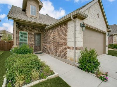 McKinney Single Family Home Active Contingent: 9821 Coyote Pass Trail