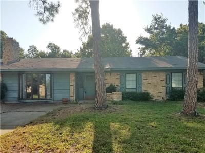 Mesquite Single Family Home For Sale: 602 Debra Drive