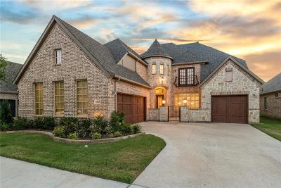 Colleyville Single Family Home For Sale: 5108 Preservation Avenue