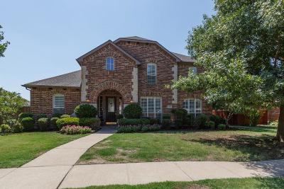 Rowlett Single Family Home For Sale: 3206 Clearwood Lane