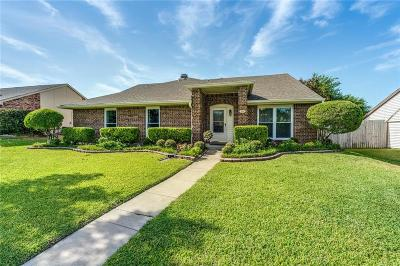 Allen Single Family Home For Sale: 544 Goliad Drive
