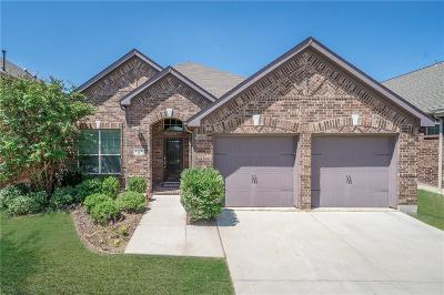 McKinney Single Family Home Active Option Contract: 5116 Sweetgum Court
