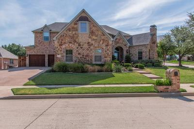 Flower Mound Single Family Home For Sale: 3900 Edna Valley Court