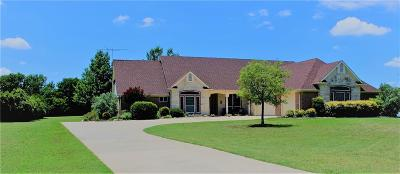 Gunter Single Family Home For Sale: 742 Cypress Point Drive