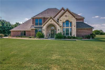Terrell Single Family Home For Sale: 7644 Fall Creek Road