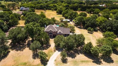 Denton Single Family Home For Sale: 5045 Golden Circle