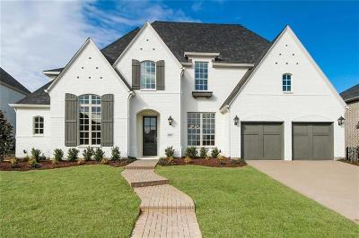 Prosper Single Family Home For Sale: 3400 Briarcliff Drive