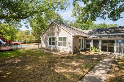Haltom City Single Family Home Active Option Contract: 2304 Thomas Road