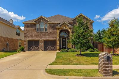 Grand Prairie Single Family Home For Sale: 2740 Potter Court