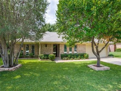 Bedford Single Family Home Active Contingent: 3120 Shenandoah Drive