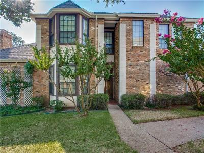 Benbrook Townhouse For Sale: 6642 Rue Chateau Street N