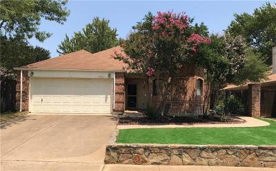 Grapevine Residential Lease For Lease: 1406 Briarcrest Drive