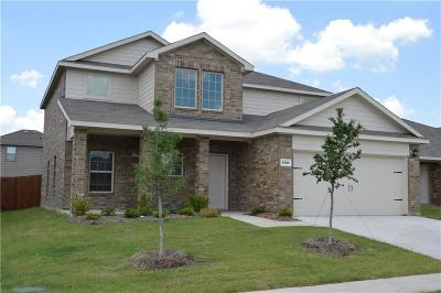 Royse City Single Family Home For Sale: 1225 Basswood Lane