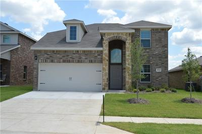 Royse City Single Family Home For Sale: 1312 Basswood Lane