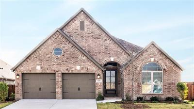 Forney Single Family Home For Sale: 1502 Wheatley Way