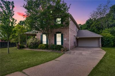 Mansfield Single Family Home For Sale: 1118 Danbury Drive