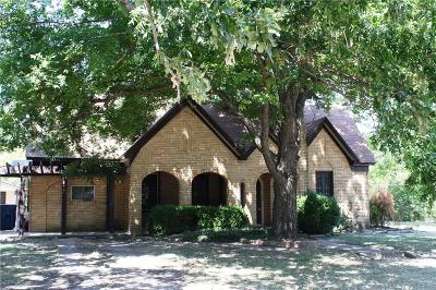 Edgewood Single Family Home Active Option Contract: 412 S Austin Street